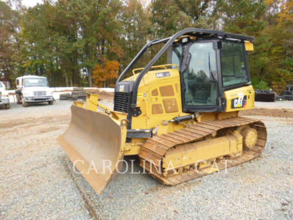 Detail photo of 2016 Caterpillar D4K LGP from Construction Equipment Guide