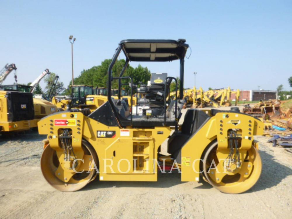 Detail photo of 2019 Caterpillar CB7 from Construction Equipment Guide