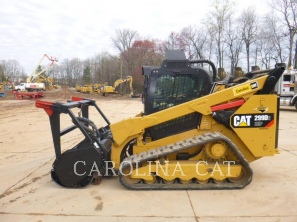 Detail photo of 2016 Caterpillar 299D XHP from Construction Equipment Guide