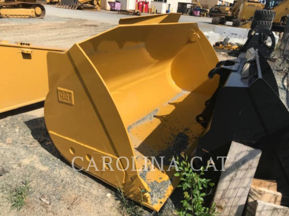Detail photo of  Caterpillar 108 IN. BUCKET from Construction Equipment Guide