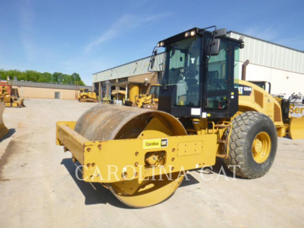 Detail photo of 2014 Caterpillar CS54B CB from Construction Equipment Guide