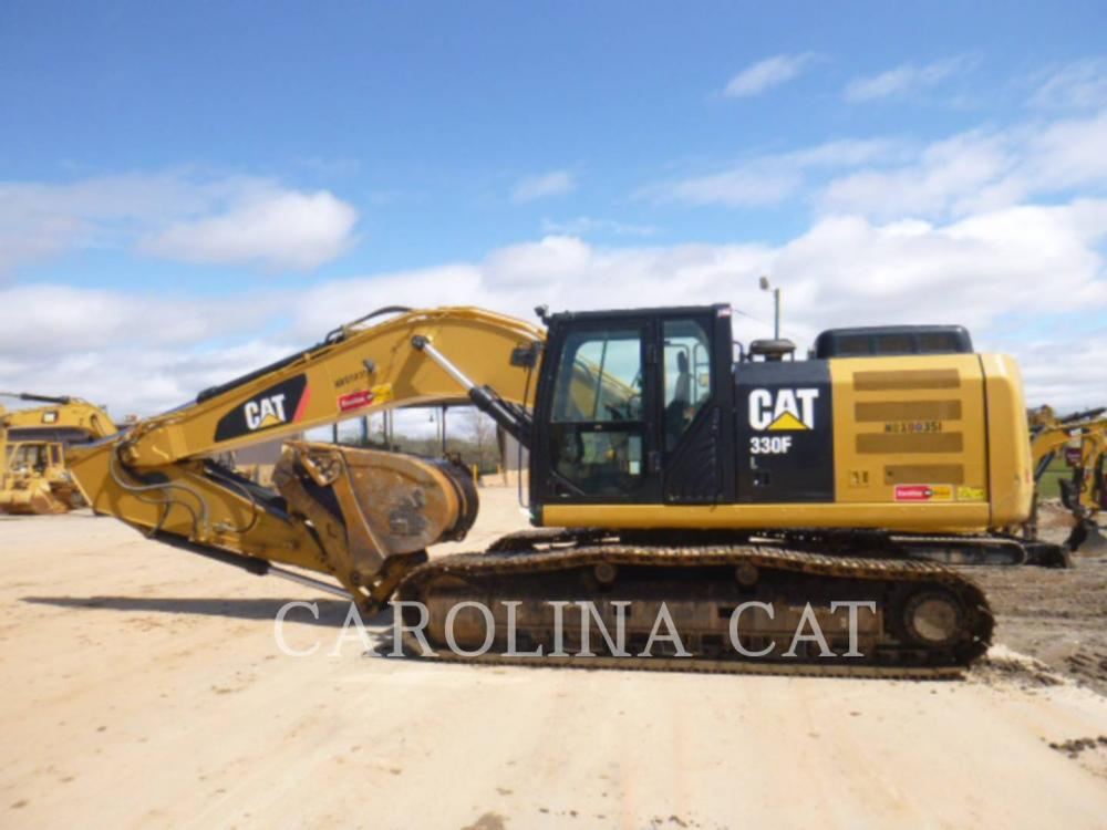 Detail photo of 2016 Caterpillar 330FL from Construction Equipment Guide