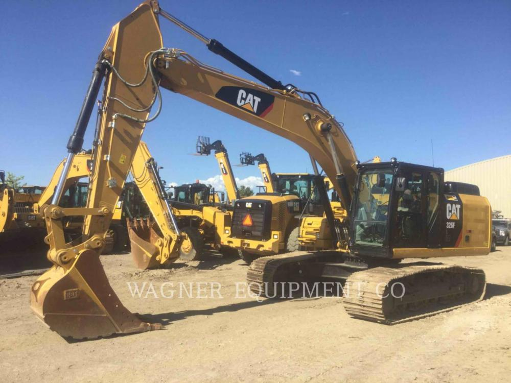 Detail photo of 2019 Caterpillar 326FL TC from Construction Equipment Guide