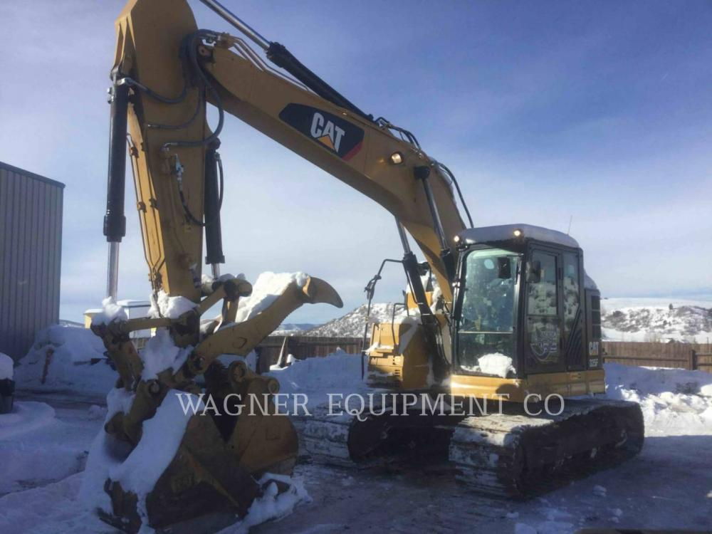 Detail photo of 2018 Caterpillar 325FL CR from Construction Equipment Guide
