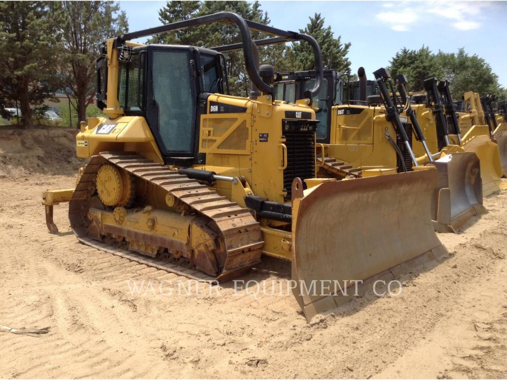 Detail photo of 2013 Caterpillar D6N XL from Construction Equipment Guide