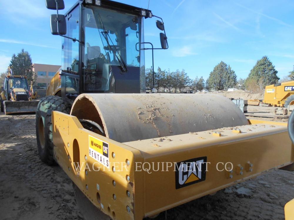 Detail photo of 2014 Caterpillar CS74B from Construction Equipment Guide