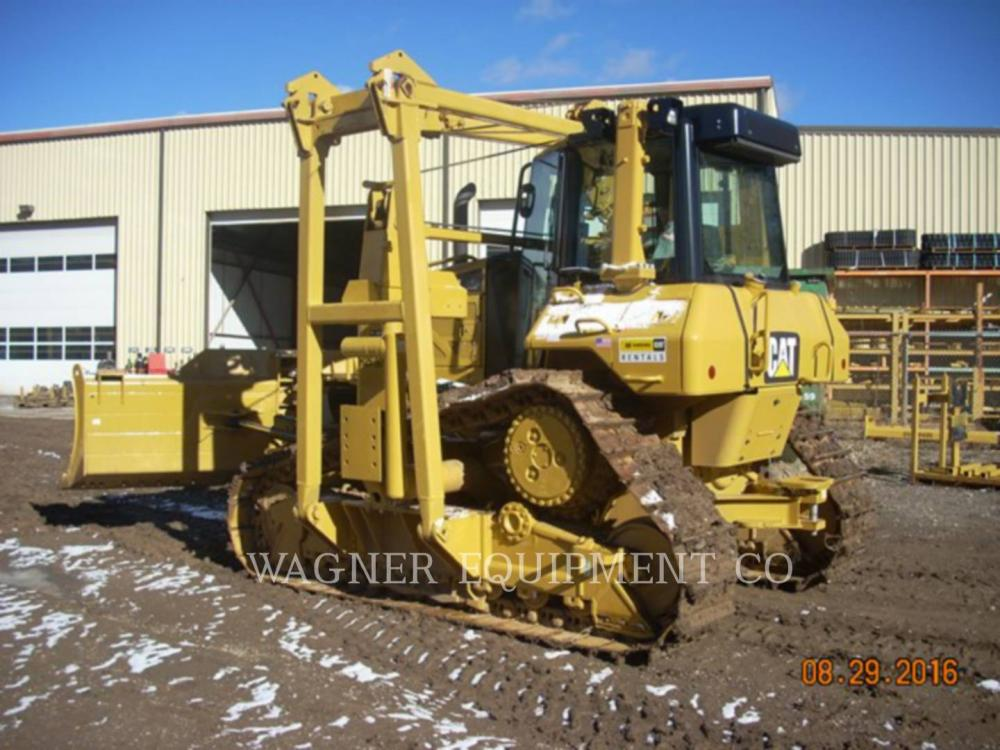 Detail photo of 2014 Caterpillar D6N LGP from Construction Equipment Guide