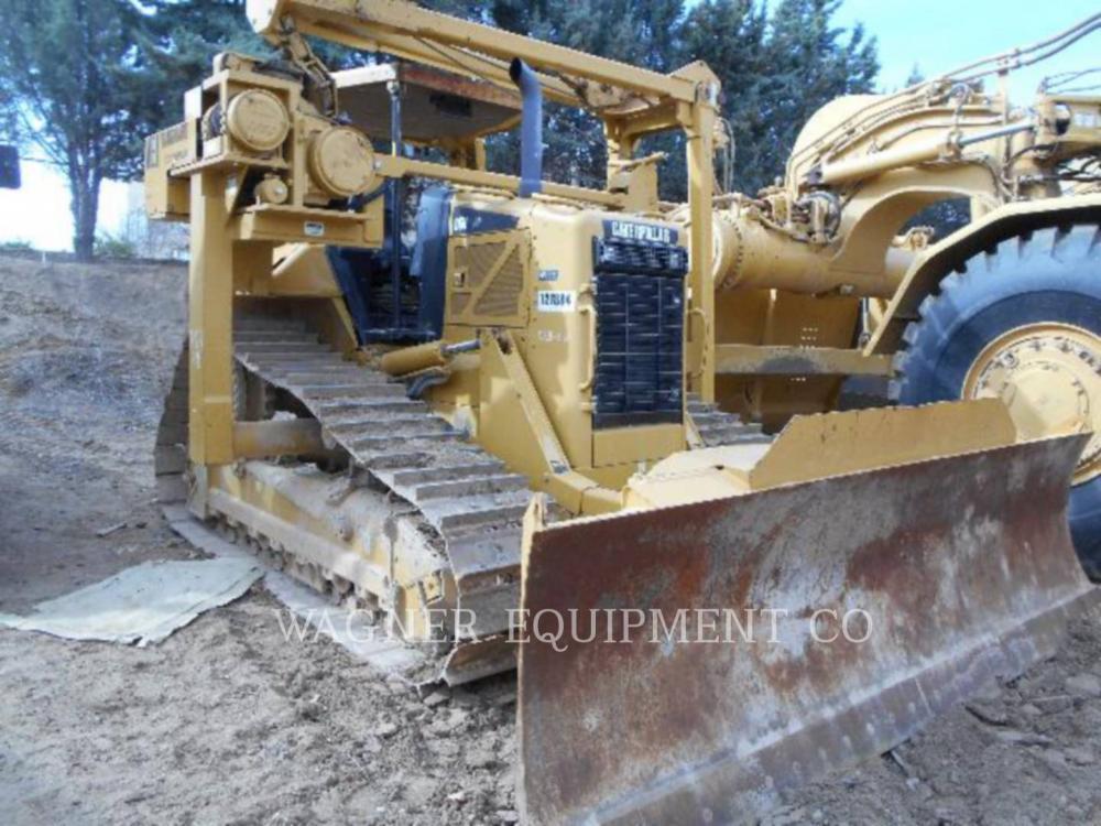 Detail photo of 2009 Caterpillar D6N LGP from Construction Equipment Guide