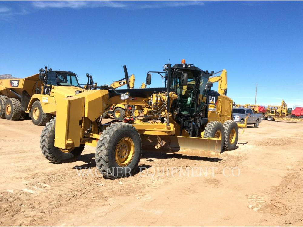 Detail photo of 2015 Caterpillar 140M III from Construction Equipment Guide