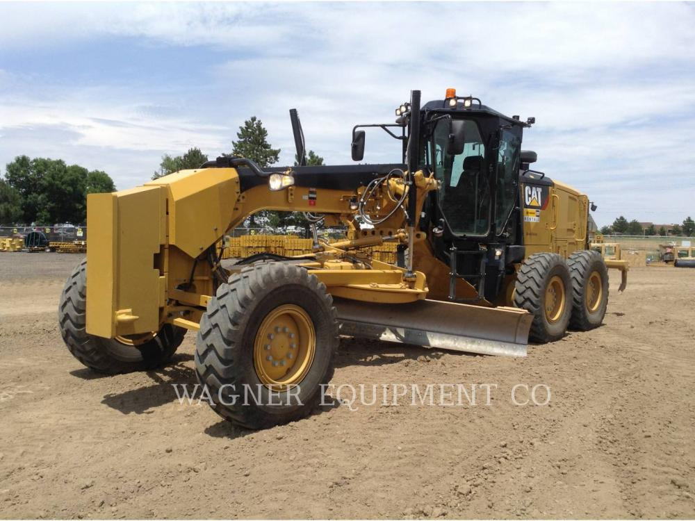 Detail photo of 2014 Caterpillar 140M III from Construction Equipment Guide