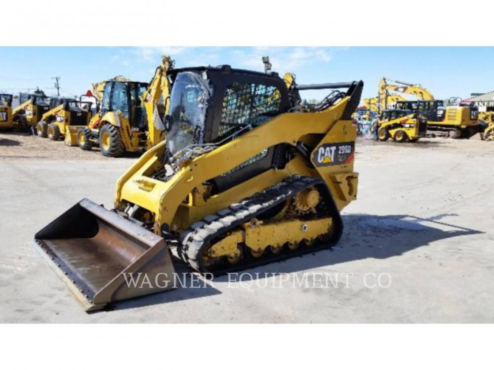 Detail photo of 2013 Caterpillar 299D XHP from Construction Equipment Guide