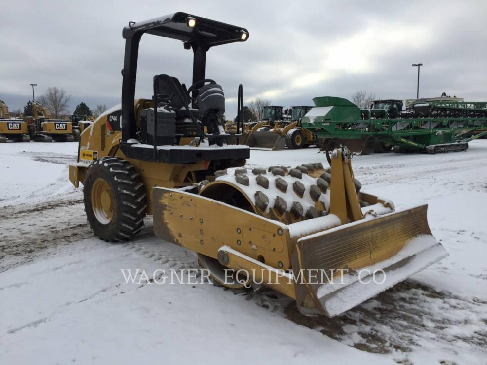 Detail photo of 2016 Caterpillar CP44 from Construction Equipment Guide