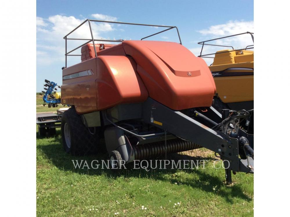 Detail photo of 2009 Massey Ferguson MF2190 from Construction Equipment Guide