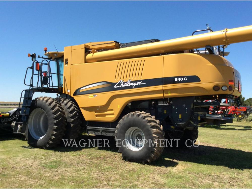 Detail photo of 2013 AGCO CH540CC from Construction Equipment Guide