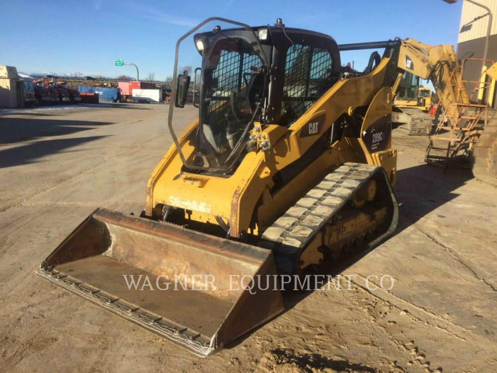 Detail photo of 2012 Caterpillar 289C2 from Construction Equipment Guide