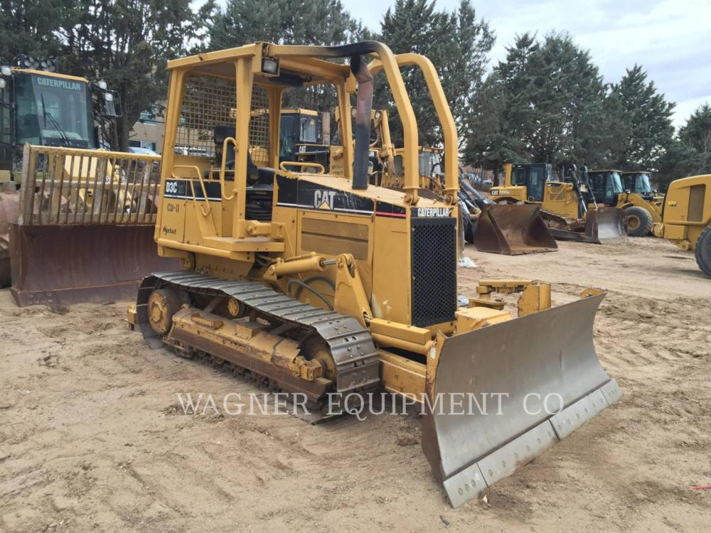 Detail photo of 2000 Caterpillar D3C from Construction Equipment Guide