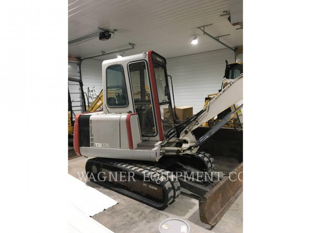 Detail photo of 1998 Takeuchi TB035 from Construction Equipment Guide