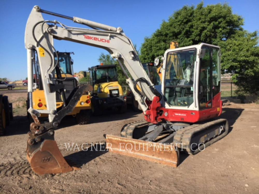 Detail photo of 2015 Takeuchi TB260 from Construction Equipment Guide