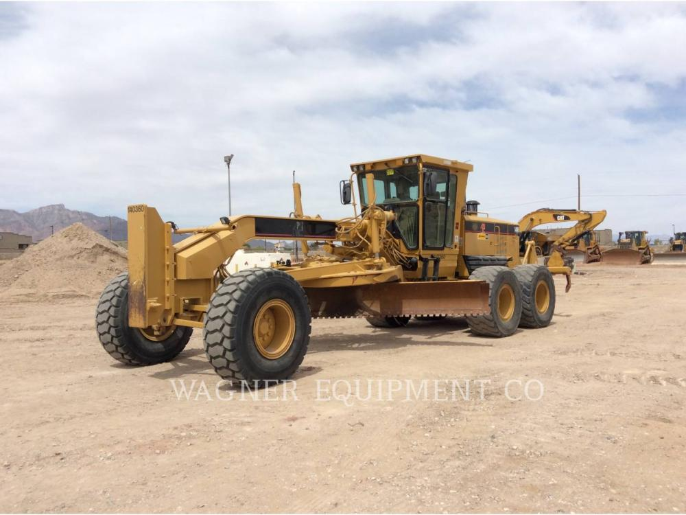 Detail photo of 2006 Caterpillar 14H from Construction Equipment Guide