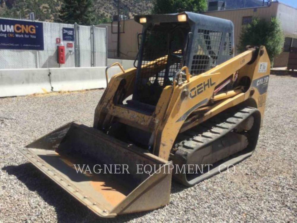 Detail photo of 2007 Gehl CTL70 from Construction Equipment Guide