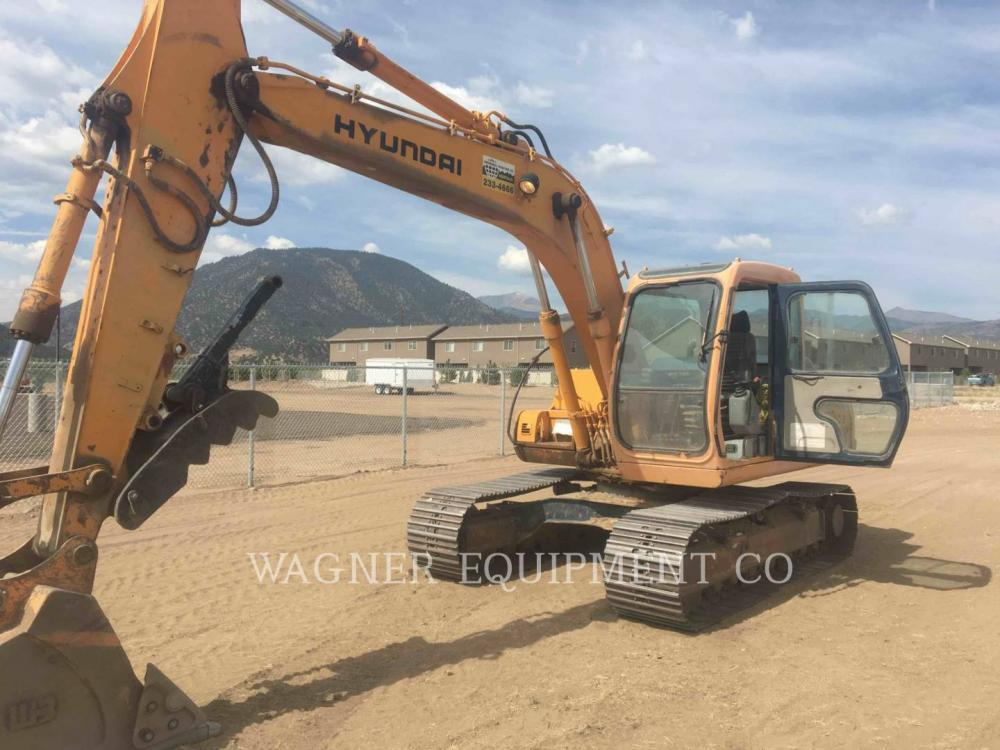 Detail photo of 1996 Hyundai ROBEX 130 LC-3 from Construction Equipment Guide