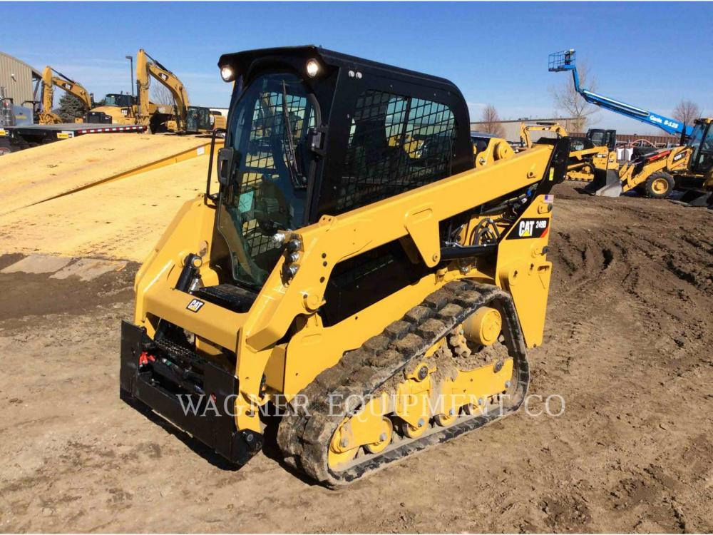 Detail photo of 2018 Caterpillar 249D from Construction Equipment Guide