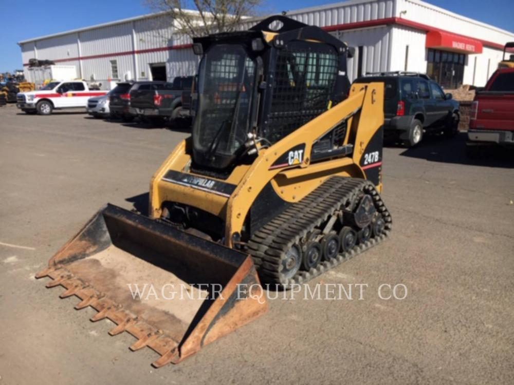 Detail photo of 2005 Caterpillar 247B from Construction Equipment Guide