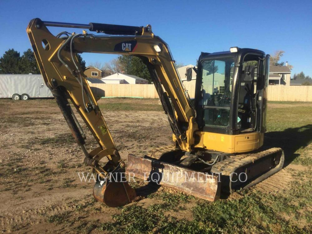 Detail photo of 2013 Caterpillar 305.5E CR from Construction Equipment Guide
