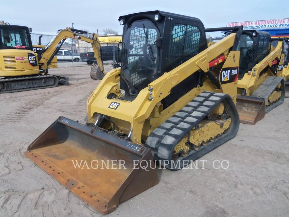 Detail photo of 2015 Caterpillar 289D from Construction Equipment Guide
