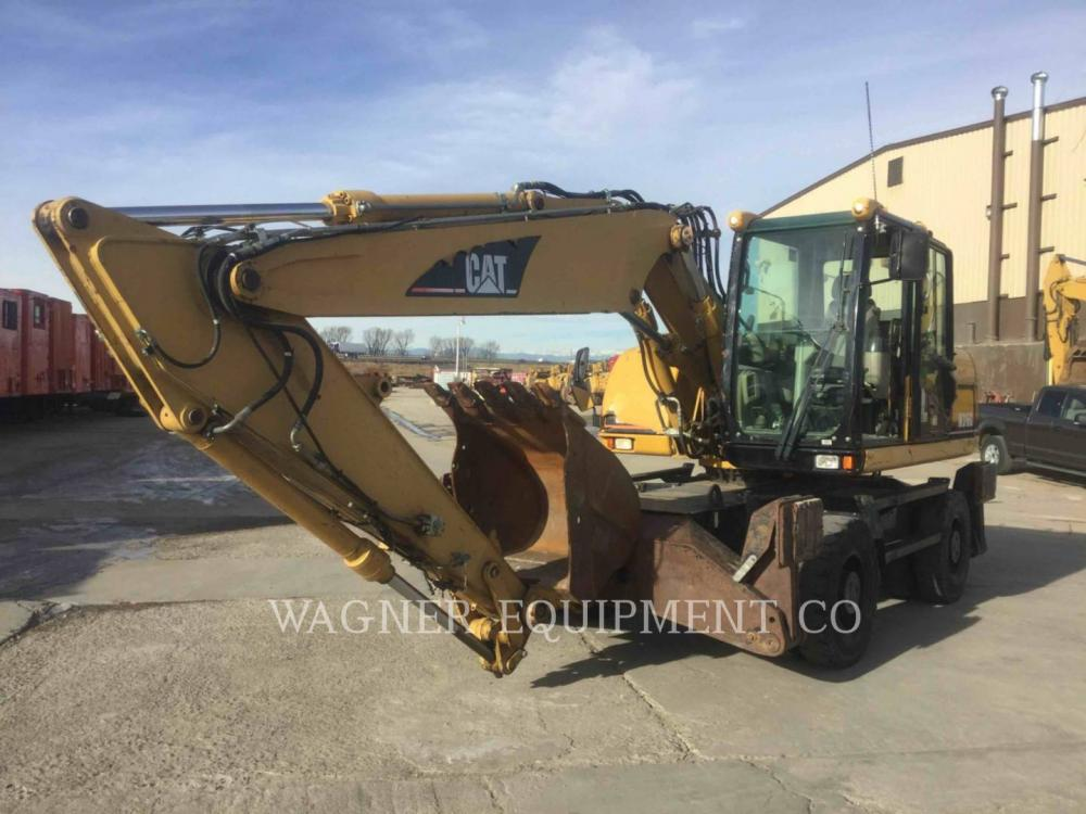 Detail photo of 2007 Caterpillar M316C from Construction Equipment Guide