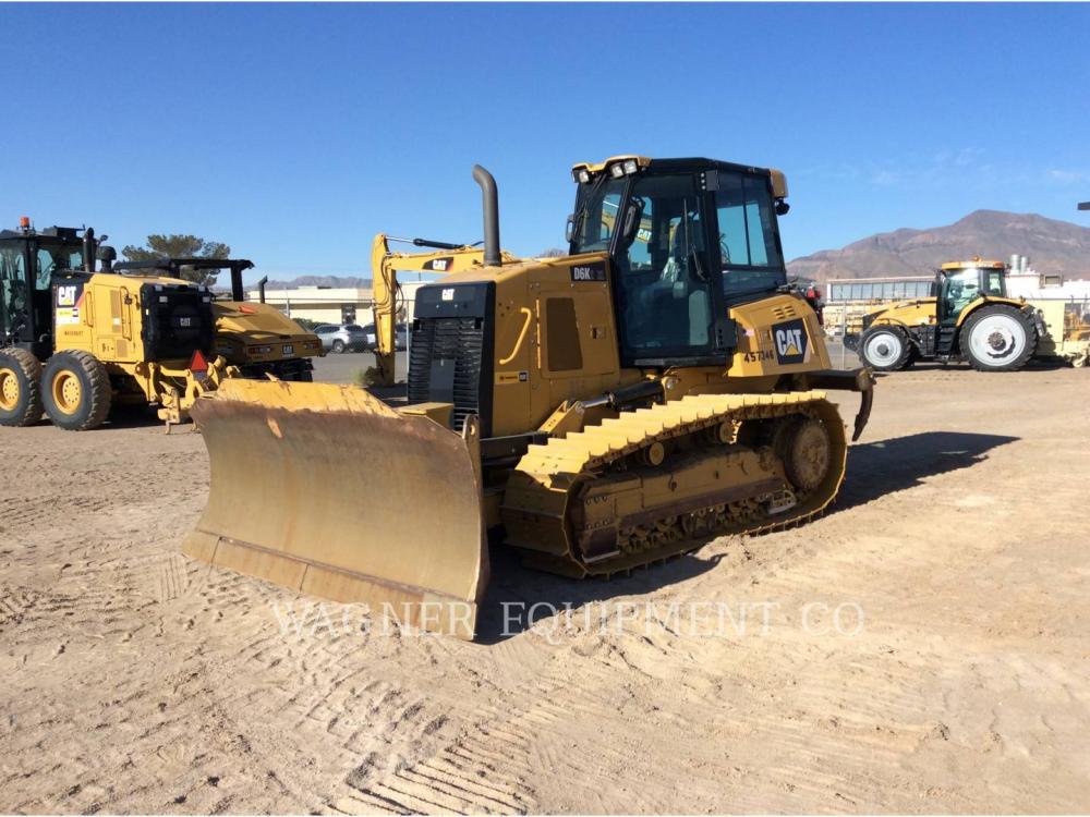 Detail photo of 2015 Caterpillar D6K from Construction Equipment Guide