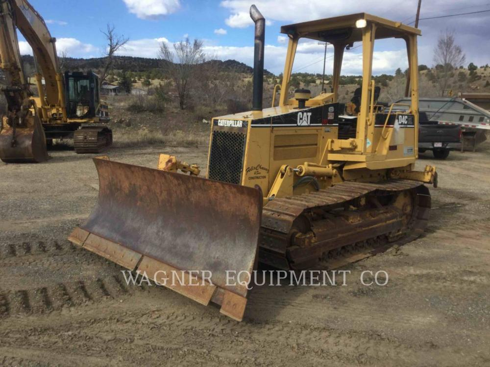 Detail photo of 1997 Caterpillar D4C XL III from Construction Equipment Guide