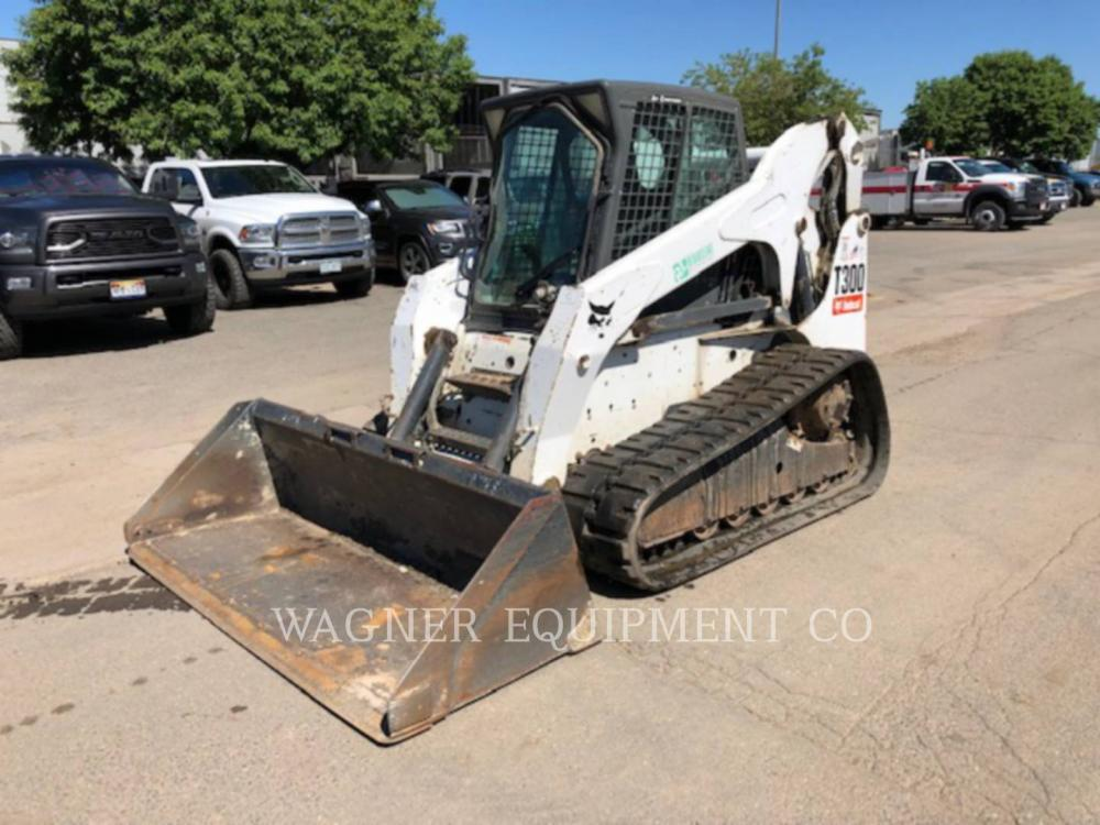 Detail photo of 2011 Bobcat T300 from Construction Equipment Guide