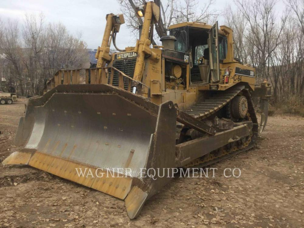1999 Caterpillar D8R For Sale (24407729) from Wagner ... on