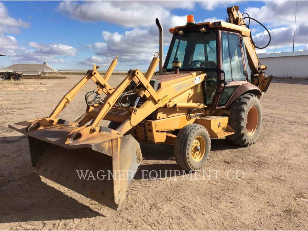 1991 Case 580SK For Sale (25289223) from Wagner Equipment Co