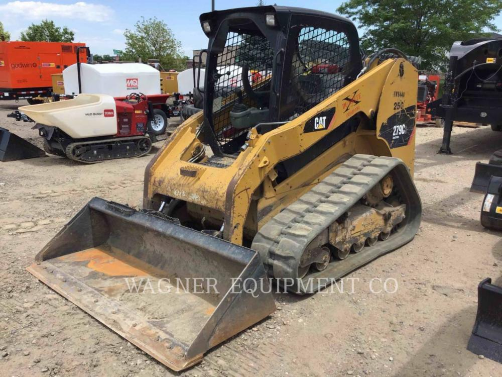 Detail photo of 2012 Caterpillar 279C2 from Construction Equipment Guide