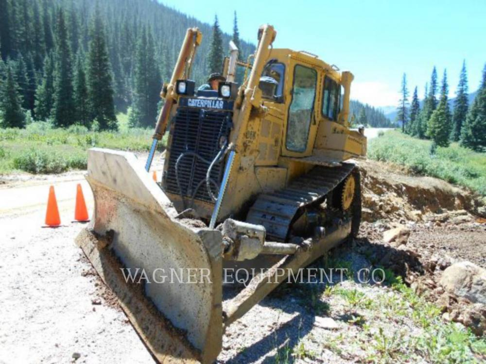 Detail photo of 1992 Caterpillar D6H II from Construction Equipment Guide