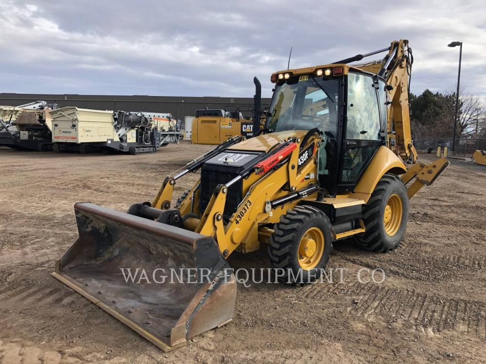 Detail photo of 2014 Caterpillar 430F IT from Construction Equipment Guide