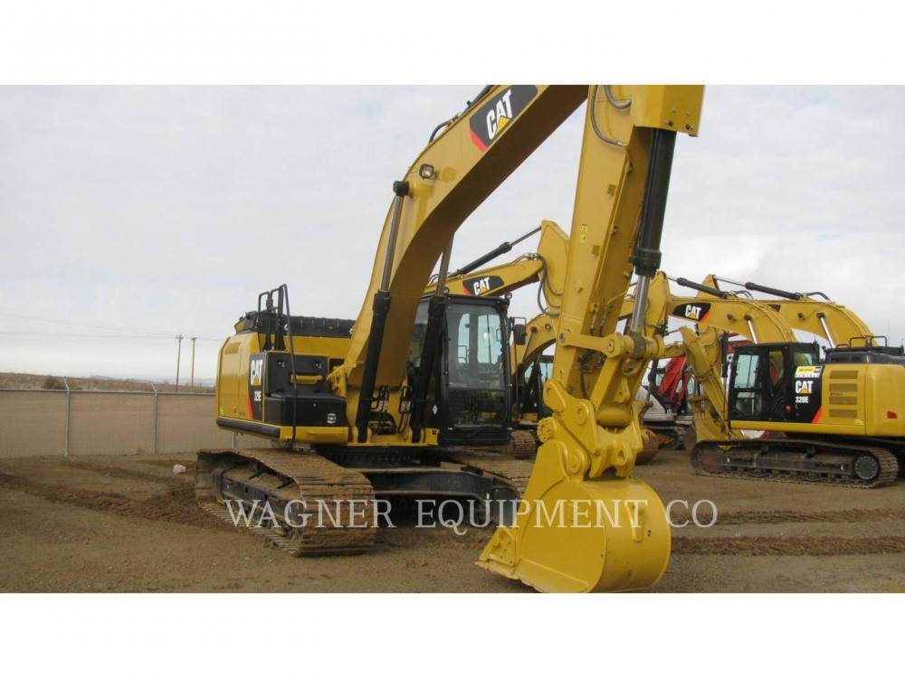 Detail photo of 2014 Caterpillar 329EL from Construction Equipment Guide