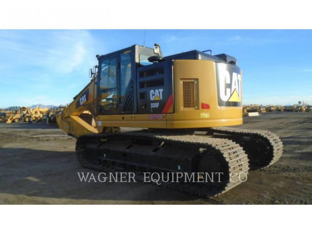 Detail photo of 2016 Caterpillar 335FL from Construction Equipment Guide