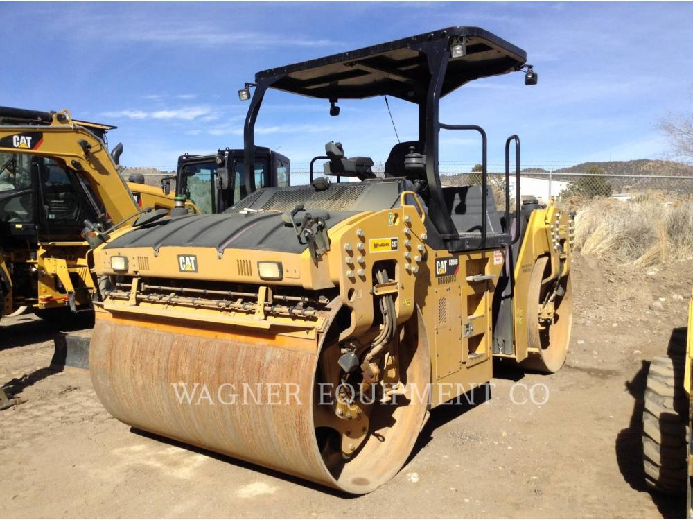 Detail photo of 2015 Caterpillar CB66B from Construction Equipment Guide