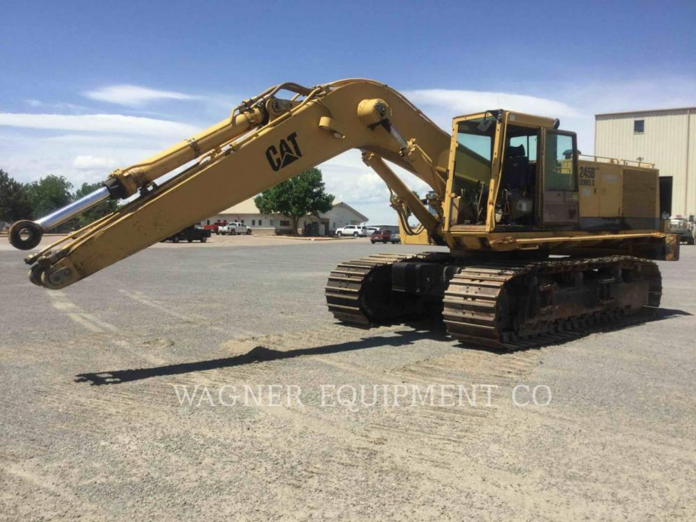 Detail photo of 1992 Caterpillar 245B II from Construction Equipment Guide
