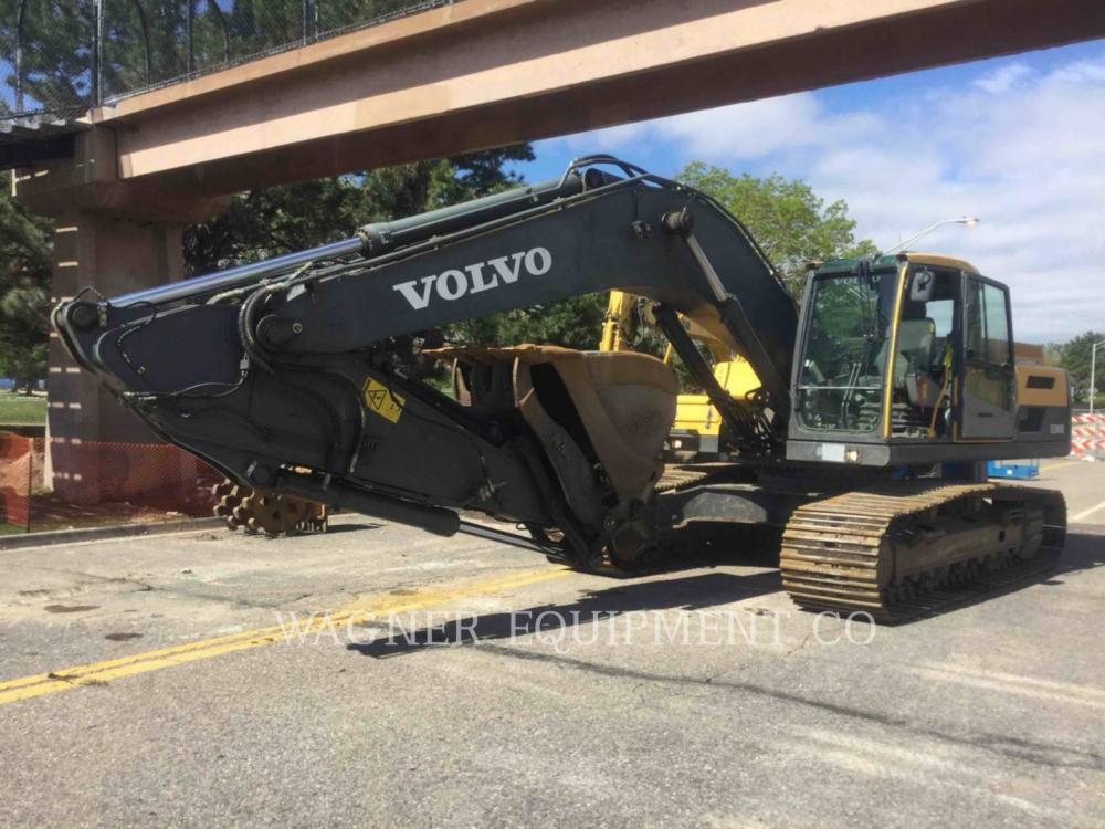 Detail photo of 2012 Volvo EC300DL from Construction Equipment Guide