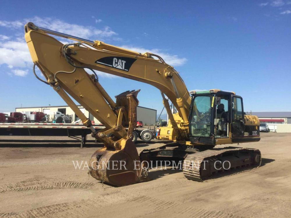 Detail photo of 2006 Caterpillar 322C L from Construction Equipment Guide