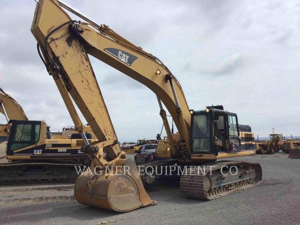 Detail photo of 1998 Caterpillar 345BL from Construction Equipment Guide