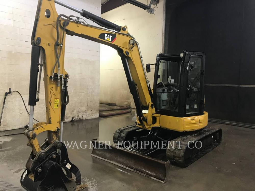 Detail photo of 2016 Caterpillar 305.5E2 from Construction Equipment Guide