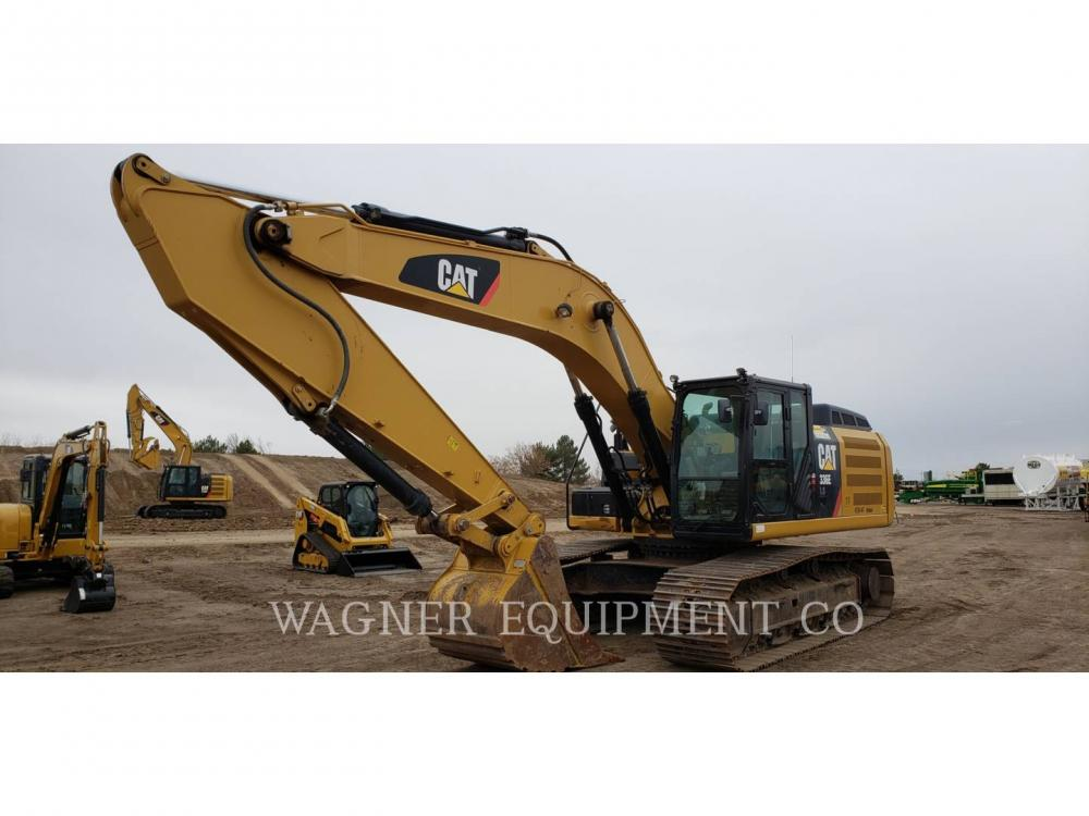 Detail photo of 2013 Caterpillar 336E from Construction Equipment Guide