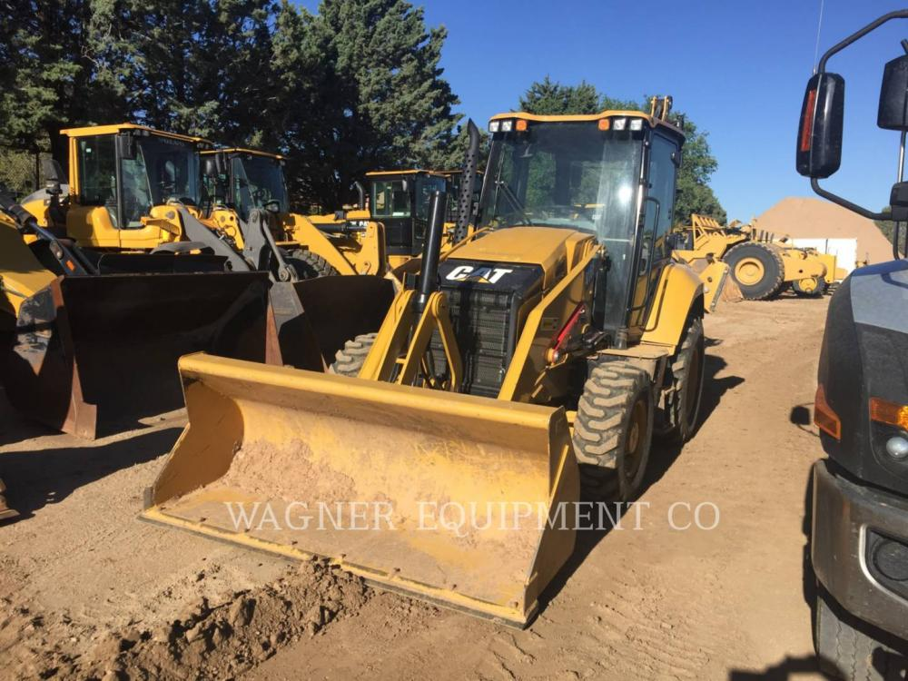 Detail photo of 2018 Caterpillar 416F from Construction Equipment Guide