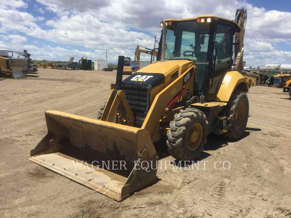 Detail photo of 2015 Caterpillar 415F2 from Construction Equipment Guide