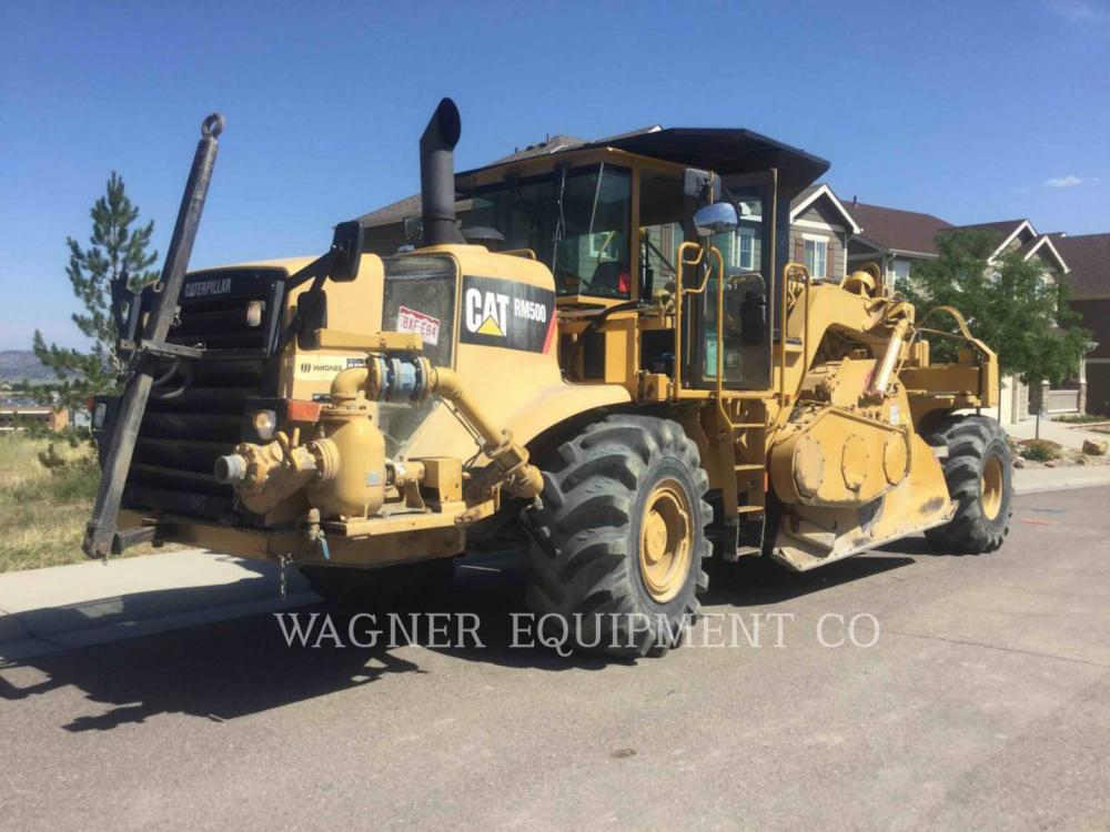 Detail photo of 2010 Caterpillar RM500 from Construction Equipment Guide